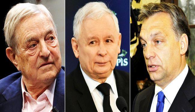 GEORGE SOROS: Europska unija se mora suprotstaviti Mađarskoj i Poljskoj