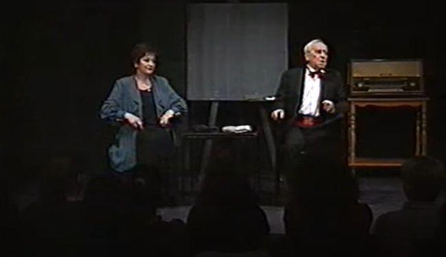 STILSKE VJEŽBE: Pogledajte predstavu u kojoj je Pero Kvrgić briljirao više od 50 godina