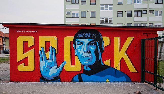 NEPOZNATI SVEMIR: Spock, đava i Hrvati
