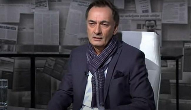 """OMILJENI ŠOVINIST: Senad Hadžifejzović i """"novinarka Ozrenka"""""""