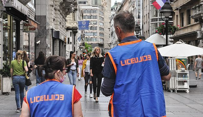 LEKCIJA S ULICE: Jedan dan u ulozi prodavača magazina Liceulice