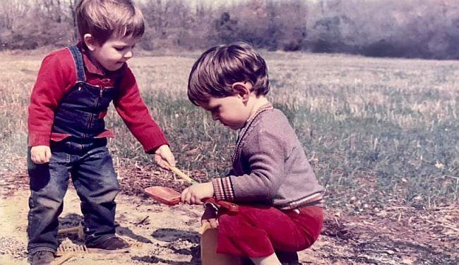 MOJ RATNI PUT: Tri priče o prijateljstvu