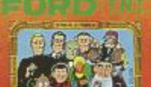 Kucamo na vrata zaboravljenih asova - Alan Ford