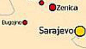 Najavljujemo - Švrakino selo via Baščaršija