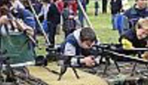 """Lupiga na """"pregledu"""" Hrvatske vojske"""