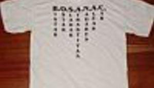 """Majica """"B.O.S.A.N.A.C."""""""