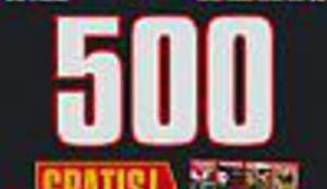 """Nacional slavi 500-ti broj i otvara """"čudesni"""" web"""