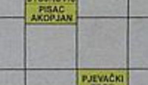 Ukrštene reči: deveti red vodoravno: Dejan Bodiroga i Dragan Stojković, 4 slova?