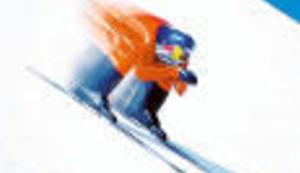 Ludi skijaš