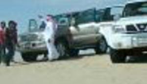 Na Lupigi novi putopis - iz pustinje Katara