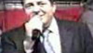 Veseljak Milorad Dodik u prirodnom okruženju