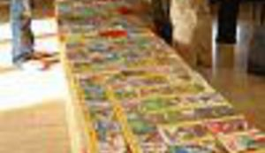 Junaci stripa za malog Marina prikupili 24.000 kuna