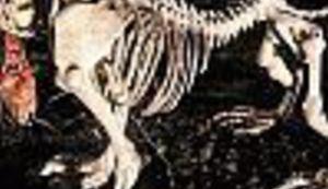 Mitološka zvijer u zamci vremena
