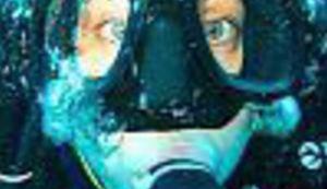 FOTO: Monikino prvo ronilačko iskustvo