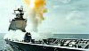 Senzacionalan pogled na ratne brodove