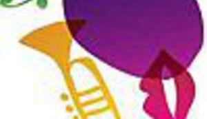 Logotip eurovizijske pjesme u raljama primitivne mitomanije