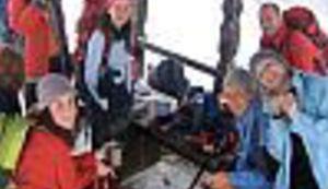 Nakon završene planinarske škole: Ispunjenje duha i tijela