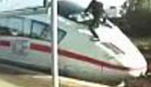 VIDEO: Surfanje na ultrabrzom vlaku