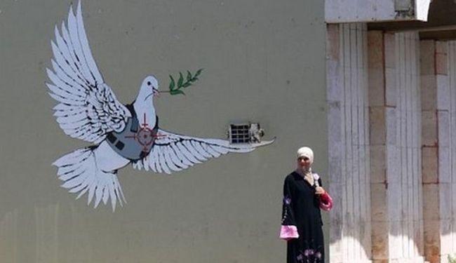 NAJBOLJE OD NAJBOLJEG: Deset najvećih Banksyjevih grafita po izboru Lupige
