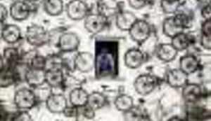 UMJETNOST ULICE: Klupa na kojoj je sjedio Chuck Norris