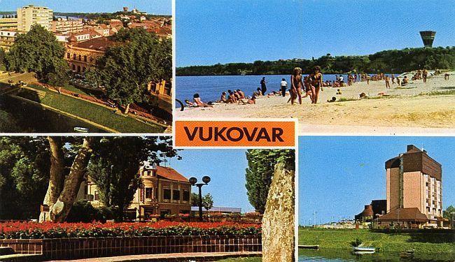 NORMALAN ŽIVOT U NORMALNOJ ZAJEDNICI: Vukovar kakav je nekad bio