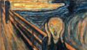 EDVARD MUNCH - KRIK: Progonilo me ludilo, morao sam ga naslikati