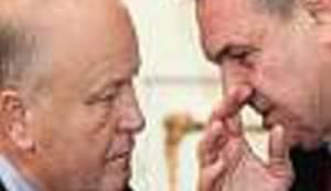 KONFABULATOR: Slavko Linić i Radimir Čačić pijani privedeni u prvu policijsku postaju