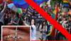 ORGANIZIRANA HOMOFOBIJA: 'Spriječimo Gay paradu, jer nakon nje na red dolaze pedofilske i sotonističke parade'