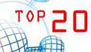 Top 20 nogo-liga