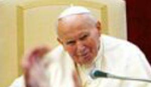 Papa je na putu