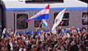 Autom u vlak