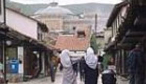 Švrakino selo via Baščaršija