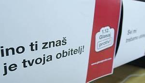 """REZIME FINANCIJA: """"U ime obitelji"""" neće izvijestiti javnost o svojim donatorima"""