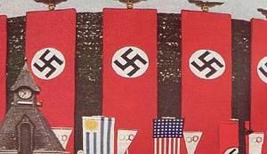 """POZNATA NAM NOSTALGIJA ZA """"JUNACIMA I HRABRIM RATNICIMA"""": U Berlinu """"osvanuo"""" Trg Adolfa Hitlera"""