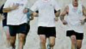 George kao trkač