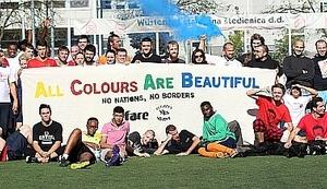 SPEKTAKL U ZAGREBU: Ratnici podzemlja u borbi za nogometne pehare!