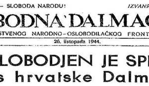 70. GODIŠNJICA OSLOBOĐENJA: Antifašistički Splite, sretan ti Dan oslobođenja!