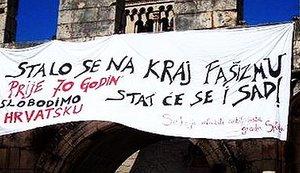 NOVI ZAMAH DALMATINSKOG ANTIFAŠIZMA: Ne smijemo dopustiti zidove među ljudima!