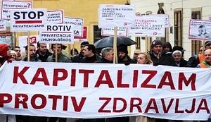 PROSVJED RADNIČKE FRONTE: Kapitalizam je ustao čak i protiv našeg zdravlja!