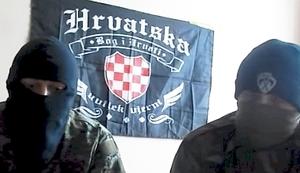 HRVATSKI PSI RATA U UKRAJINI (VIDEO): Borimo se za bjelačku Europu!