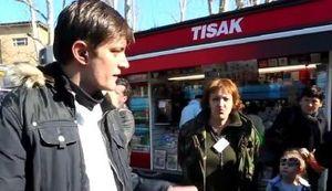 """NEVJEROJATNO (VIDEO): Uhićen prosvjednik u Savskoj, jer ima """"krivi PTSP"""""""