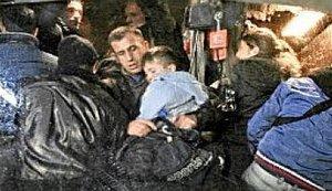 MASOVNI BIJEG S KOSOVA (VIDEO): Nezavisnost se ne može pojesti