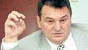Radimir Čačić se uguzio u tenis