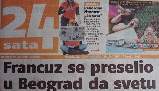 MRŽNJOM DO ČITANOSTI: Kako se tabloidi hrane mržnjom Srba i Hrvata