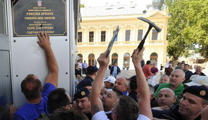 UN UPOZORIO HRVATSKU: Morate Srbima omogućiti pravo na ćirilično pismo