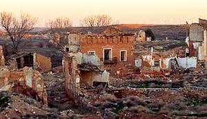 RATOVI I GRADOVI: Belchite - grad duhova iz Španjolskoga građanskog rata