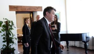 MINISTAR FINANCIJA LALOVAC: Kristijan nije zaslužio otpremninu, ali na nju ima pravo