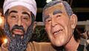 """Bush i bin Laden """"prodali"""" hrpu majica"""