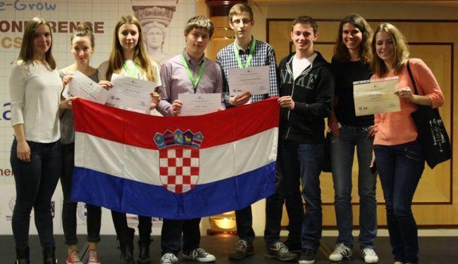 SPLITSKA SREDNJOŠKOLKA, EUROPSKA PRVAKINJA U MATEMATICI : Zašto volim matematiku