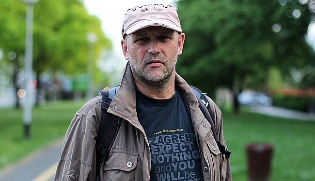 SAŠA LEKOVIĆ, NOVI PREDSJEDNIK HND-a: Hrvatsko novinarstvo je u vrlo lošem stanju